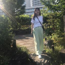 法政大学法学部国際政治学科3年 小澤華奈子